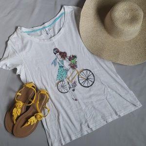 Elle Bicycle Tee Shirt
